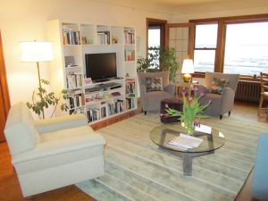 Rented Queen Anne Condo AFTER Rivalee Design