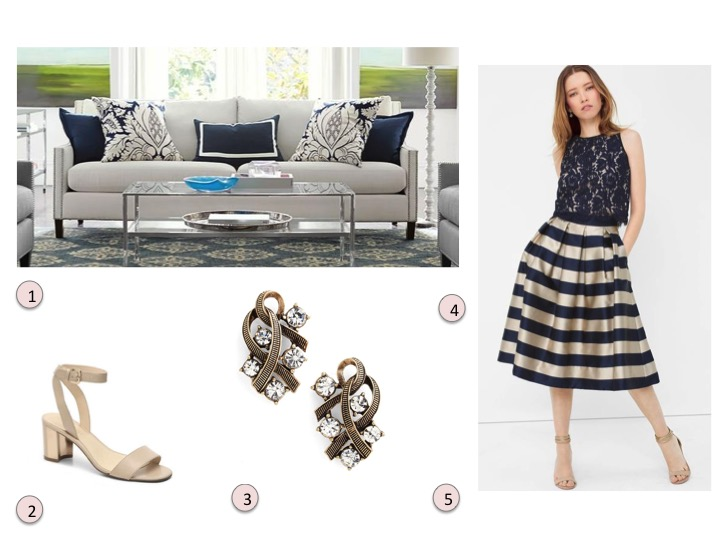 Refined Eclectic Style for your home or wardrobe