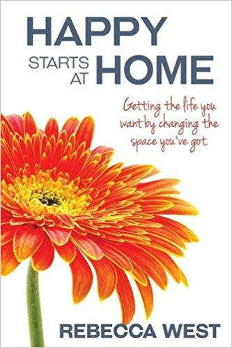 Happy Starts at Home Book by Rebecca West