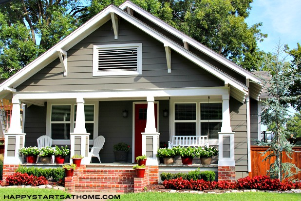 Exterior paint avoid paint emergencies rebecca west for Craftsman style homes for sale in northern virginia