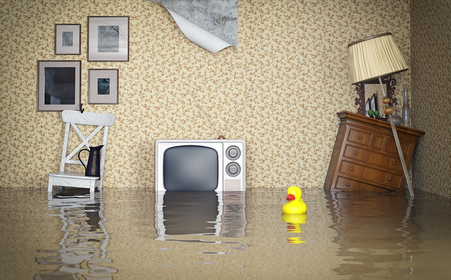 What To Do If Your Home Gets Flooded By A Burst Pipe Seriously