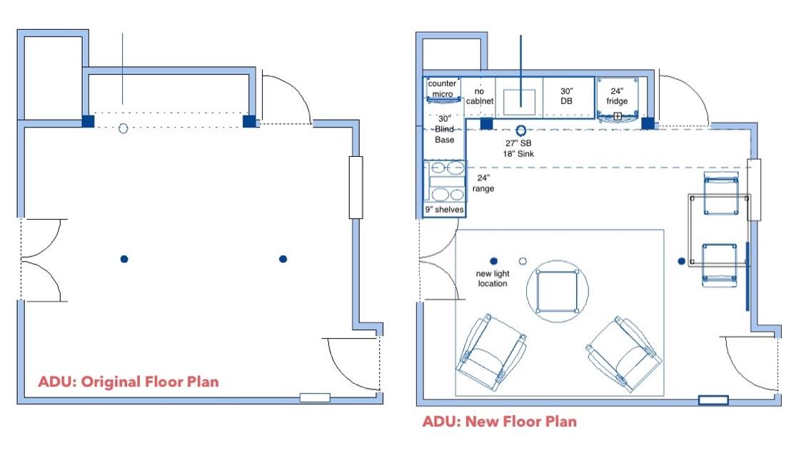 Rebecca west interiors for Adu designs