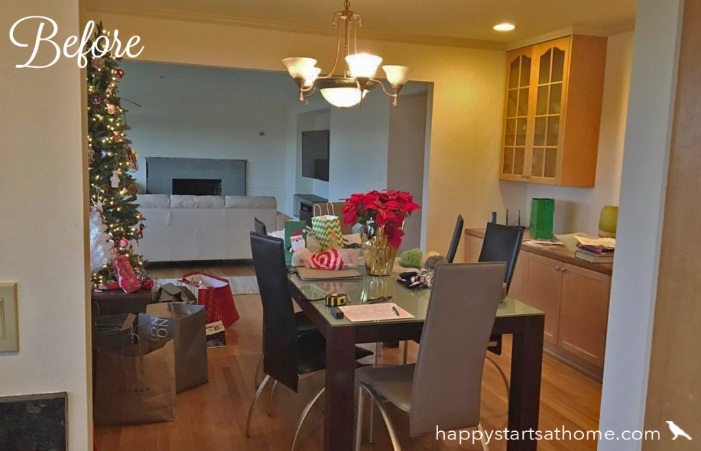 After The Opening To Kitchen Matches Living Room Creating A Magnificent And Inviting Entertaining Space In