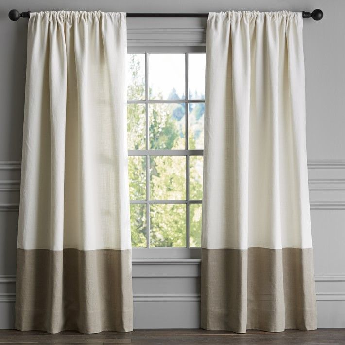 Question Of The Day How Do I Fix Curtains That Are Too Short Seriously Happy Homes,Tablet Charging Station Organizer